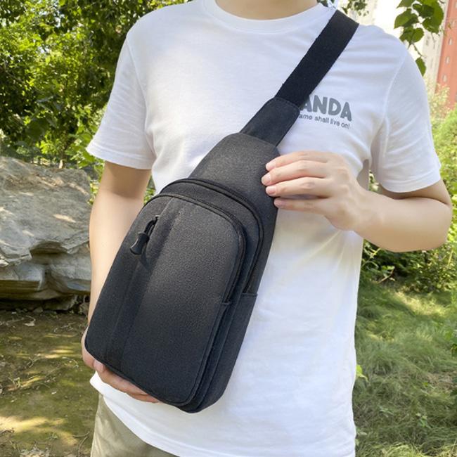데일리 힙색 슬링백 메신저백 작은 크로스백 소지품가방